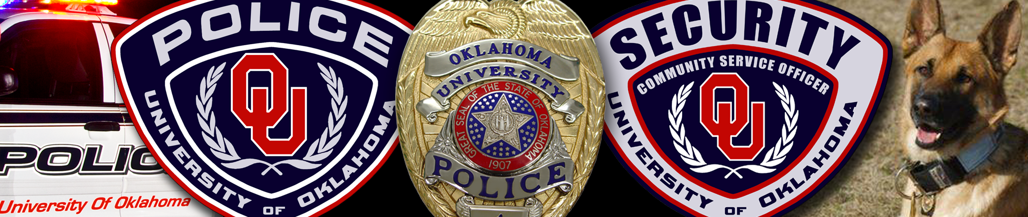 University of Oklahoma Police Department -- The Police Notebook
