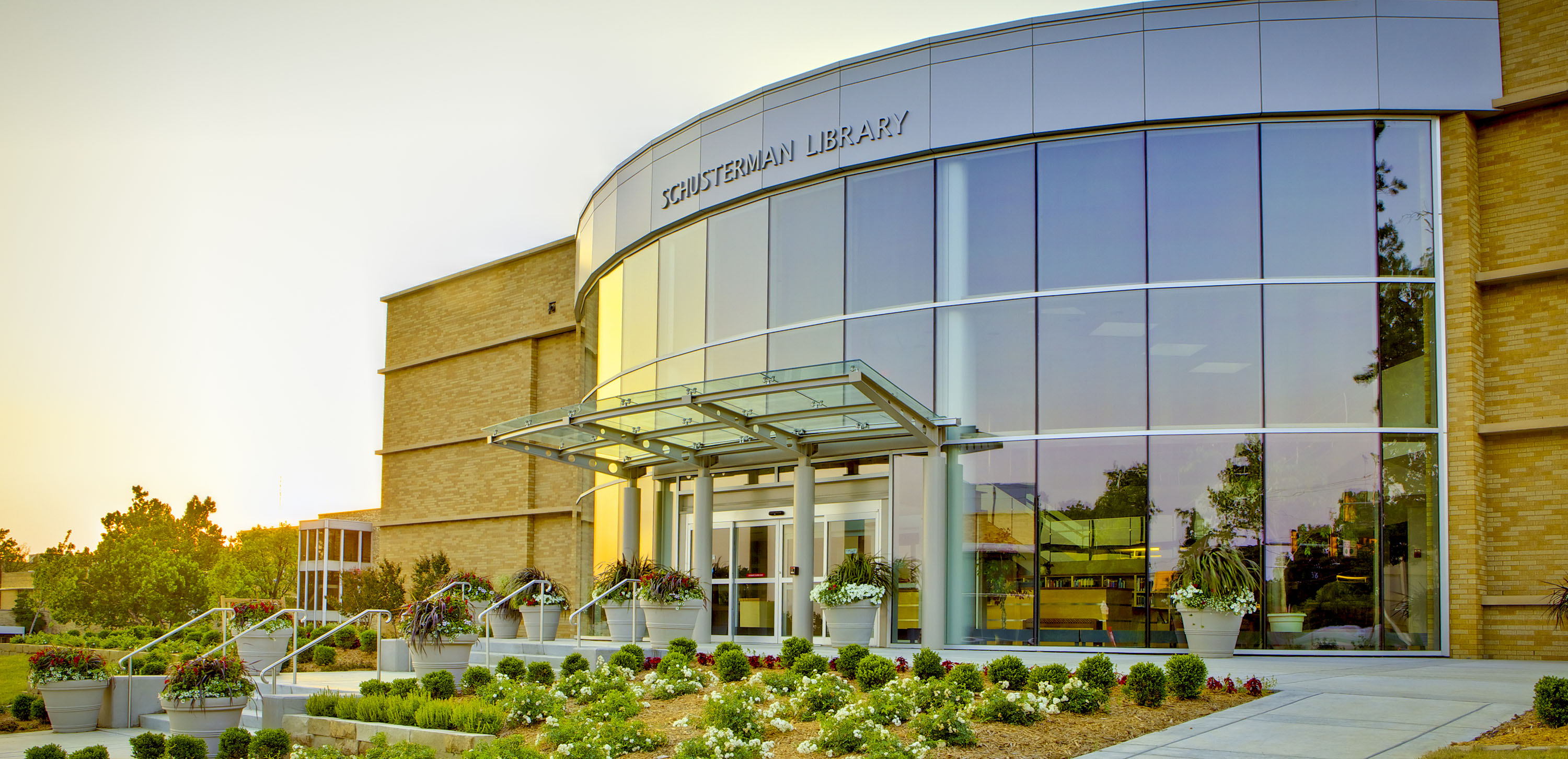 Schusterman Library