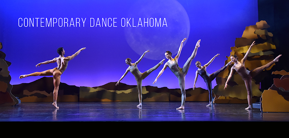 Contemporary Dance Oklahoma