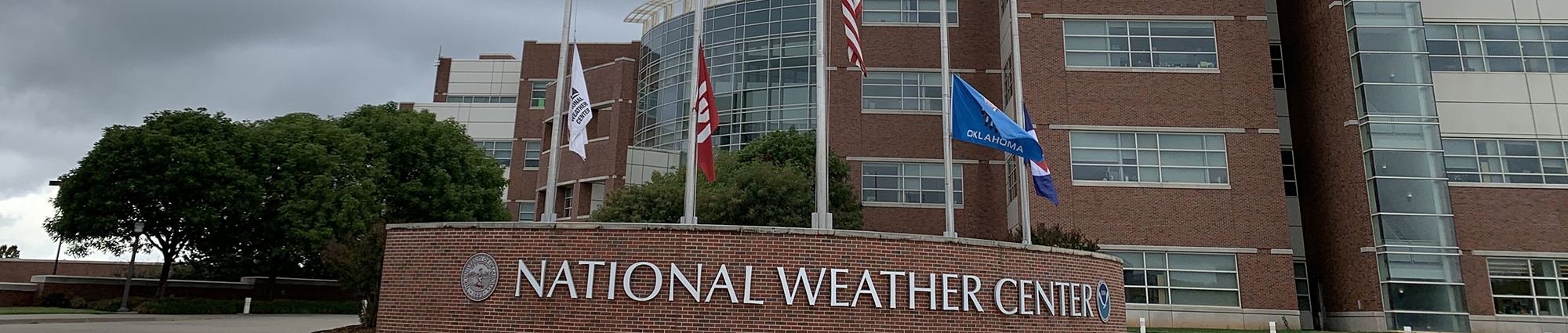 Welcome to the National Weather Center (NWC)