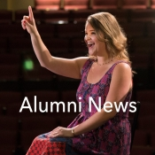 Alumni News of the Weitzenhoffer Family College of Fine Arts
