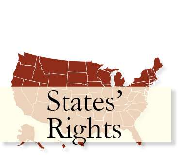 States' Rights Icon