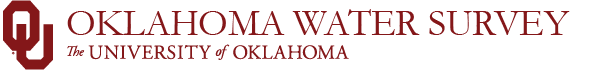 Oklahoma Water Survey, The University of Oklahoma website wordmark