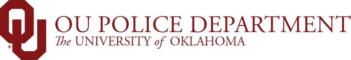 OU Police Department, The University of Oklahoma website wordmark