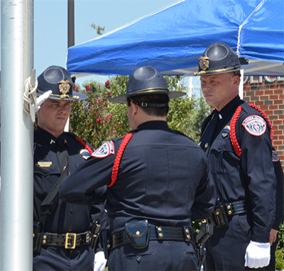 OUPD Honor Guard