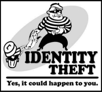 Identity theft can happen to anyone