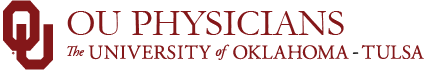 ou physicians website wordmark