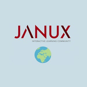 OU Janux Interactive Learning Community logo