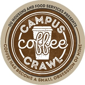 Campus Coffee Crawl Poster