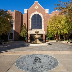 University of Oklahoma Law