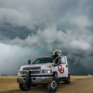 University of Oklahoma Radar Truck
