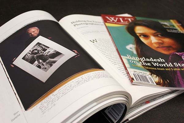 World Literature Today magazine